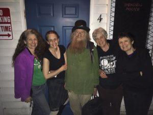 Coffeehouse Crew 5/18/2019